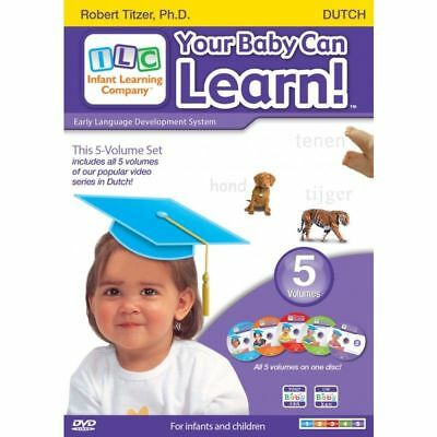 Your Baby Can Learn! Dutch 5-Video Set