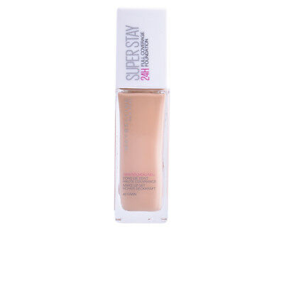 Maquillaje Maybelline mujer SUPERSTAY full coverage foundation #40-fawn