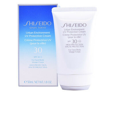 Cuidado Solar Shiseido unisex URBAN ENVIRONMENT UV protection cream SPF30 50 ml