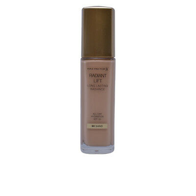 Maquillaje Max Factor mujer RADIANT LIFT foundation #060-sand