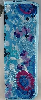 Mary Maxim Quilted Crochet Needle Case (needles sold separately)