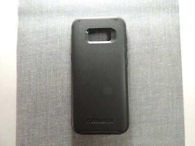 OtterBox Symmetry Shockproof Hard Shell Case Samsung Galaxy S8+ - Black - USED