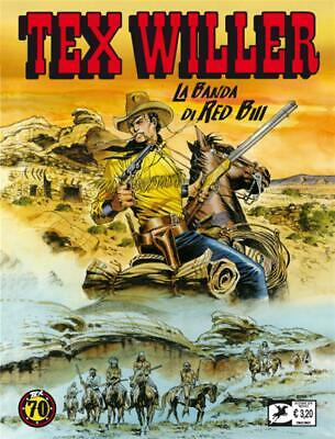 Tex Willer #02 - La Banda Di Red Bill
