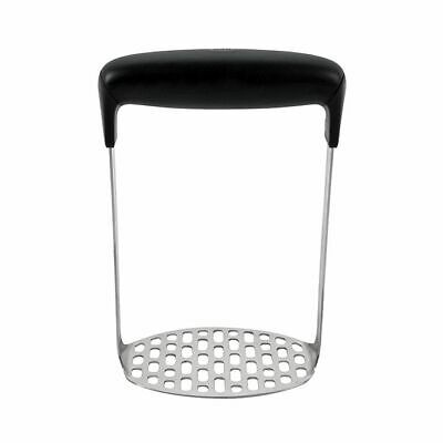 OXO Good Grips Smooth Potato Vegetable Masher Stainless Steel Ricer