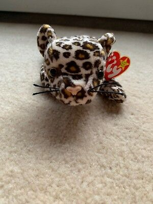 TY BEANIE BABY Freckles The Leopard 1996 Style 4066 RARE -  50.00 ... ef14a62bf7b9