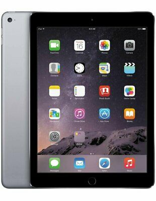 Apple iPad Air 2 64GB, Wi-Fi, 9.7in MGKL2LL/A - Space Gray