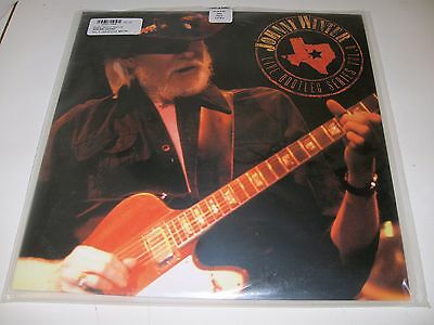 JOHNNY WINTER vol. 4 live bootleg series VINYL LP friday RSD 2015 clear vinyl US