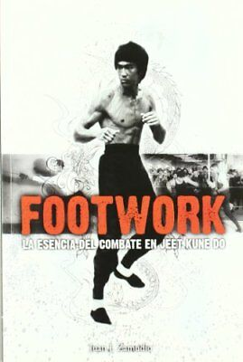 Footwork: la esencia del combate en jeet kune do