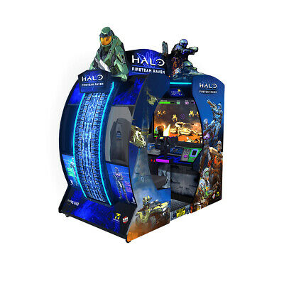Halo: Fireteam Raven 2 Player Arcade Game