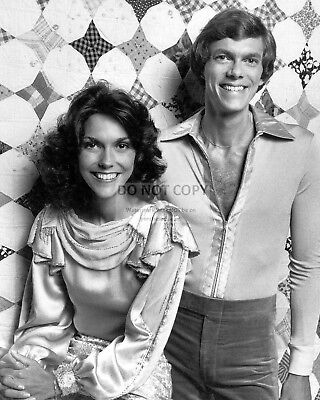 "Karen And Richard ""The Carpenters"" - 8X10 Publicity Photo (Ep-442)"