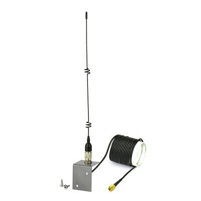 Fixed Mount Antenna for Spartan HD GoCam Connected by Verizon 4G LTE Wireless