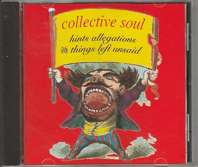 Collective soul - Hints allegations and Things Left Unsaid [Cd]