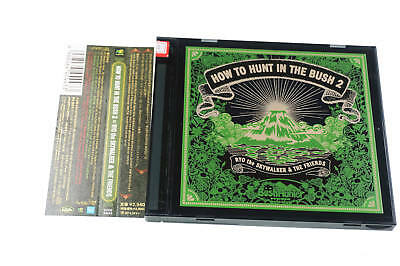 How To Hunt In The Bush 2 Japan Cd Obi A9098