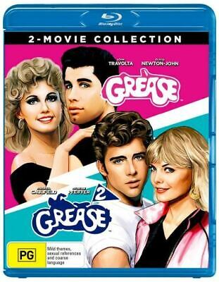 Grease / Grease 2 (2-Movie Collection)