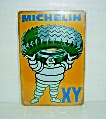 MMS3 MICHELIN XY Metal Sign New 30 cm H X 20 cm W