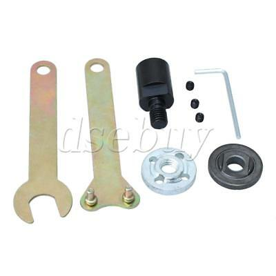 12mm Multi Function Chuck Motor Saw Shaft Sleeve Adapter Connecting Rod Collet