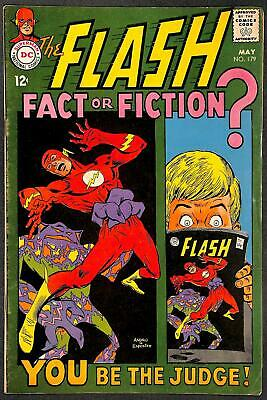 The Flash #179 FN-