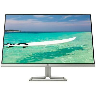 HP Monitor 27 27f Monitor da 27 Pollici, IPS FHD 1920 x 1080, 5 ms, Amd FreeSync