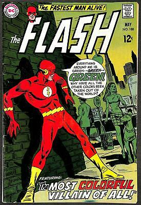 The Flash #188 FN+