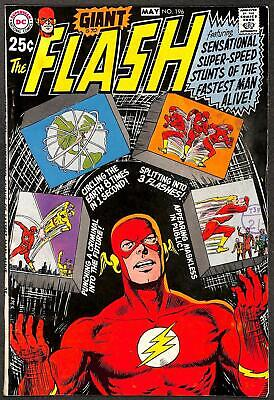 The Flash #196 FN