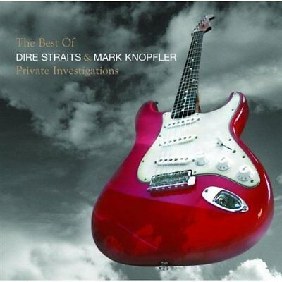 Dire Straits - Private Investigations (The Best of & Mark Knopfler, CD)
