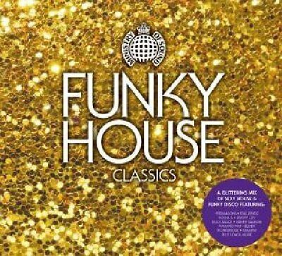 Ministry Of Sound - Funky House Classics (3 X CD ' Various Artists)