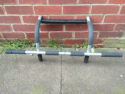 Door Gym Pull Up Bar Exercise Fitness Home Chin Ups Sit Ups Bar Strength Workout