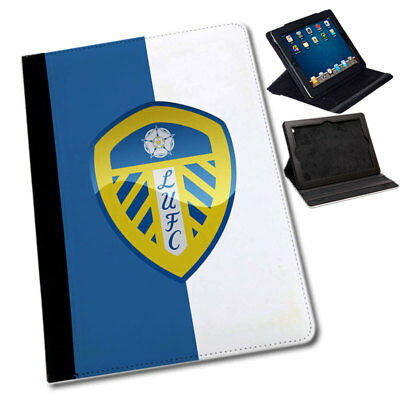 Leeds United Football Badge Tablet Case Cover