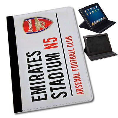 Arsenal Football Street Sign Tablet Case Cover