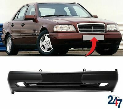 New Mercedes Benz C Class W202 1993-1996 Front Bumper With Center Moulding
