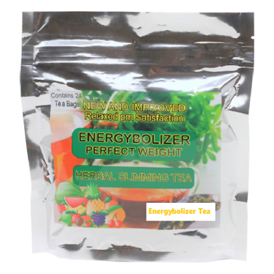 Mango & Apple Energybolizer Perfect Weight Herbal Slimming Tea! Lose Weight!
