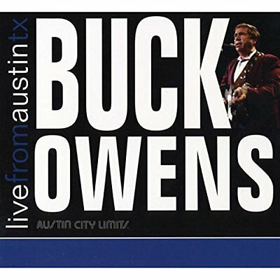 Buck Owens - Live From Austin Texas [CD]