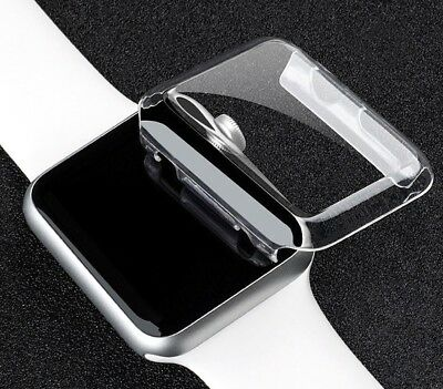 Coque housse protection Apple Watch Series 2 & 3 (38mm) case cover transparent