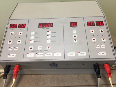Interferential Therapy/Russian Stim 4 Channel LSI SYSTEM IV