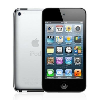 🔥Apple iPod Touch 4th Generation - Tested - Black or White - 8GB/16GB/32GB/64GB
