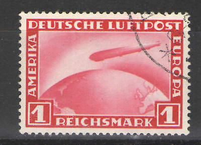 Germany Airmail 1928-31 Sc# C35 Used VG/F - Nice solid used example.