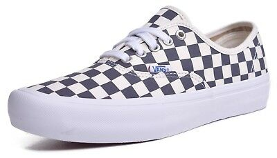 42fdfdf91839 Vans Authentic Pro Ultracush Duracap Checkerboard Skateboard Shoes Choose  Size