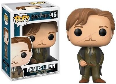 Funko Pop! Movies - Harry Potter S4 - Remus Lupin (Toy Used Very Good)