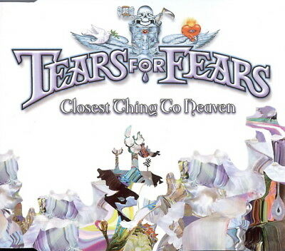 TEARS FOR FEARS Closest Thing To Heaven w MIXES ROLAND ORZABAL Tomcats... 2x CD