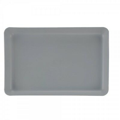 """SoHo True Color Peel Off Palette Neutral Grey Butcher Tray Large 11x15"""""""""""