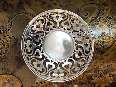 Sterling Silver Dish - William Neale - Chester - 1908