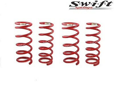 Swift Sport Springs for 08-13 Infiniti G37X Sedan Q40 AWD 4N907