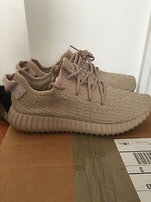 9984537b1163c Adidas Yeezy Boost 350 Kanye West Light Stone Oxford Tan Beige Ultra Aq2661  8