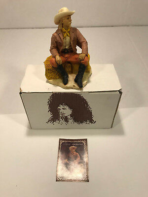 CASTAGNA Wild West Figure- BUFFALO BILL CODY #0183 - Pre-owned