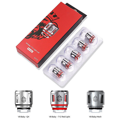 For TFV8 Baby Big Baby SMOK TFV12 Baby Prince Replacement Coils Mesh Wholesale