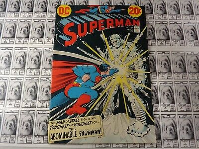 Superman (1939) DC - #266, The Nightmare Maker, Maggin/Swan, VG+/FN-
