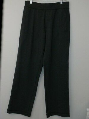 b841a22ebb Lululemon Men's Kung Fu Pants SZ L Reg LReg Workout Heathered Black Yoga  Luon