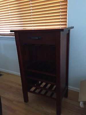 Crate And Barrel Wine Rack Expandable Pack Hardwood Natural Finish