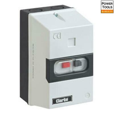 Clarke 4-6.3 Amp Direct On-Line Starter
