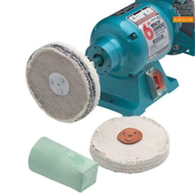 Clarke CBK200C 8 Polishing Kit for Bench Grinders